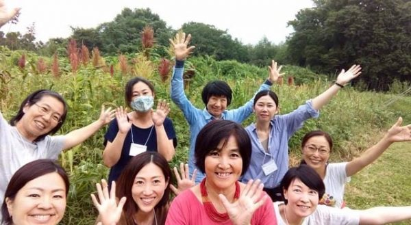 【Scene2@埼玉小川町】雑穀ごはんを大盛りで食べているのに、体重が2キロ減りました。サムネイル
